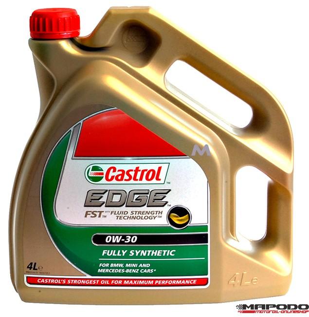 Castrol EDGE FST 0W-30