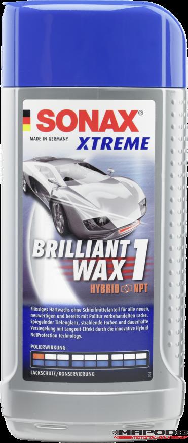 SONAX XTREME Brilliant Wax 1 Hybrid NPT