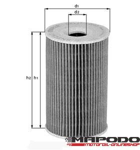 OX 339/2D ECO Ölfiltereinsatz