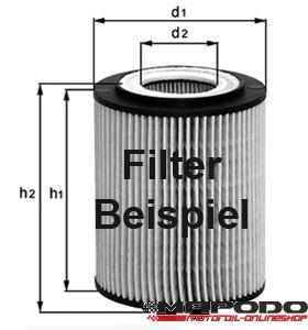 OX 379 D Eco / Öl-Filtereinsatz