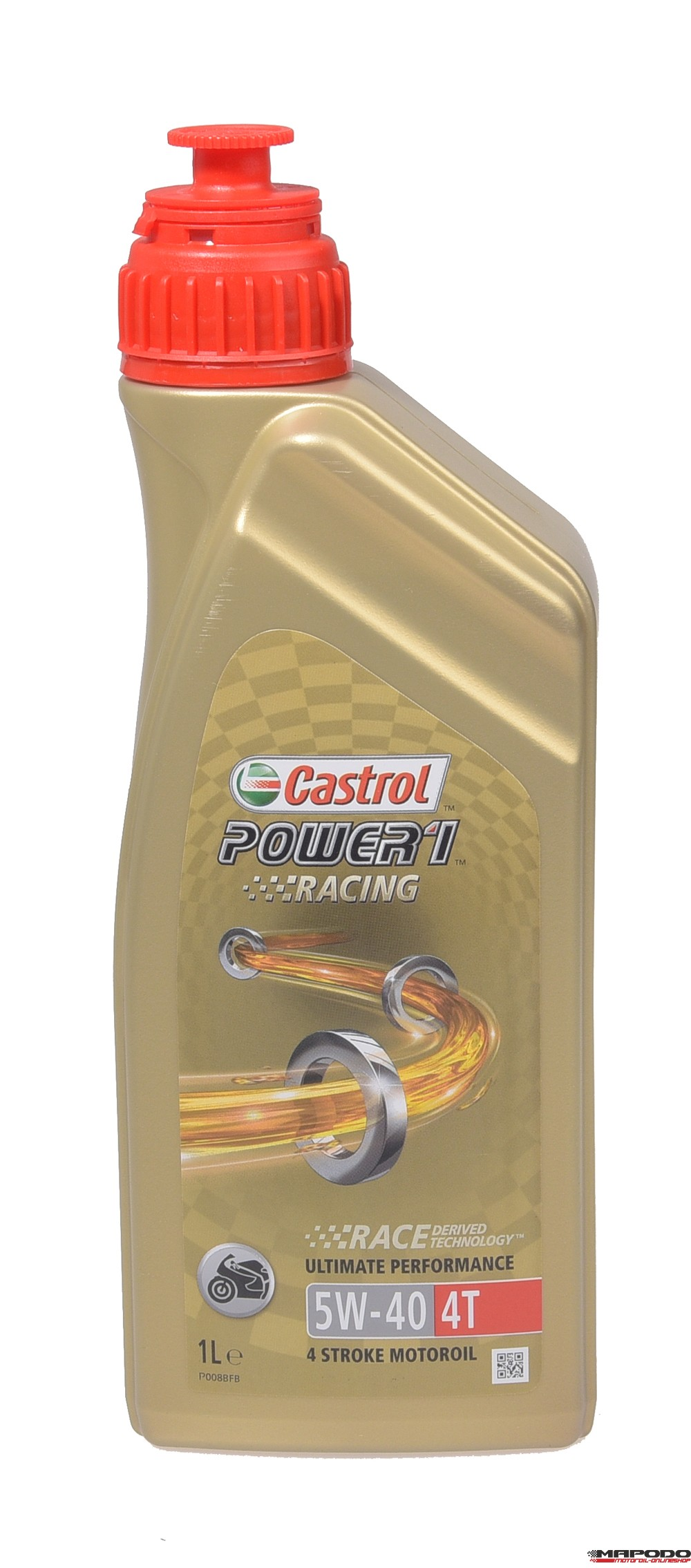 Castrol Power 1 Racing 4T BMW 5W-40 | 1 ltr.