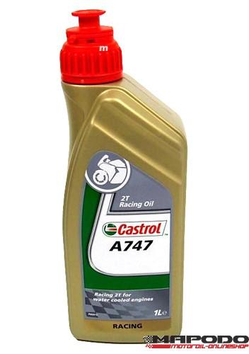 Castrol A747 2-Takt Rennöl | 1 Ltr.