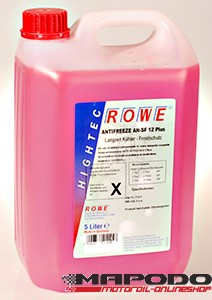 ROWE Hightec ANTIFREEZE AN-SF 12 Plus (Lila) | 5 L