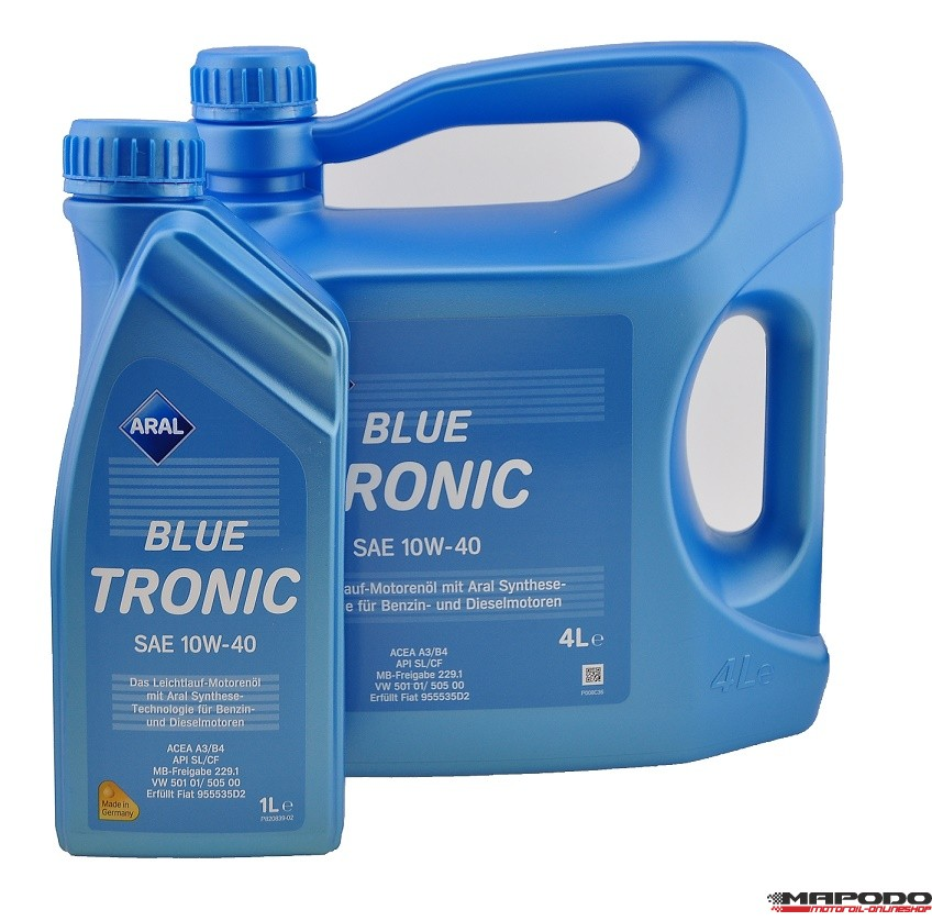ARAL Blue Tronic 10W-40