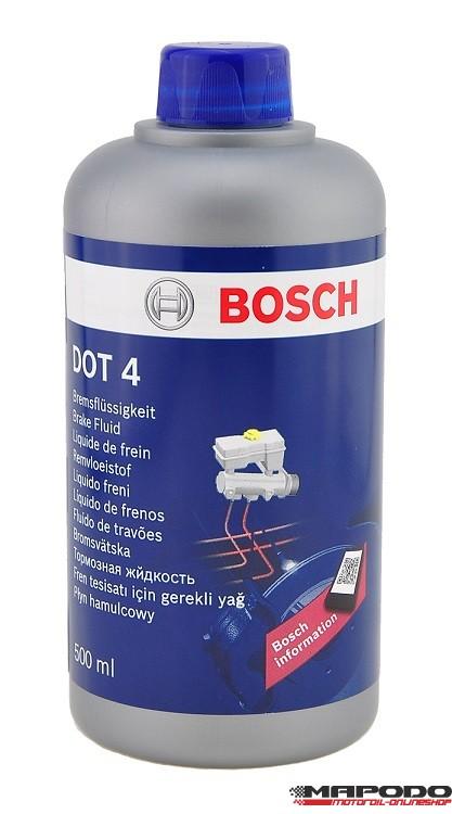 Bosch Brake Fluid DOT 4 500ml