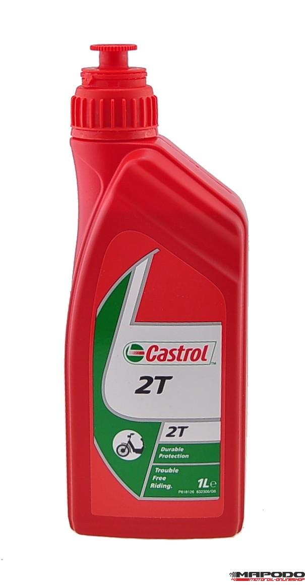 Castrol 2T (Mineralisch)  1 ltr.
