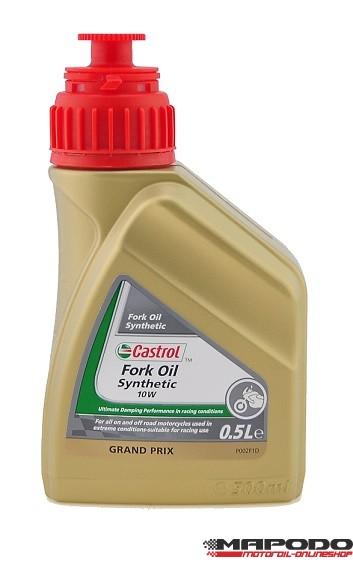 Castrol Fork Oil Synt. 10W 500ml