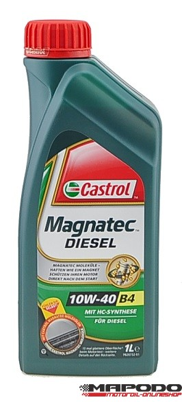 Castrol Magnatec Diesel B4 | 10W-40 | 1 ltr.