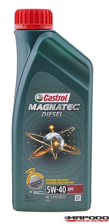 Castrol Magnatec Diesel DPF, 5W-40 | 1 ltr.