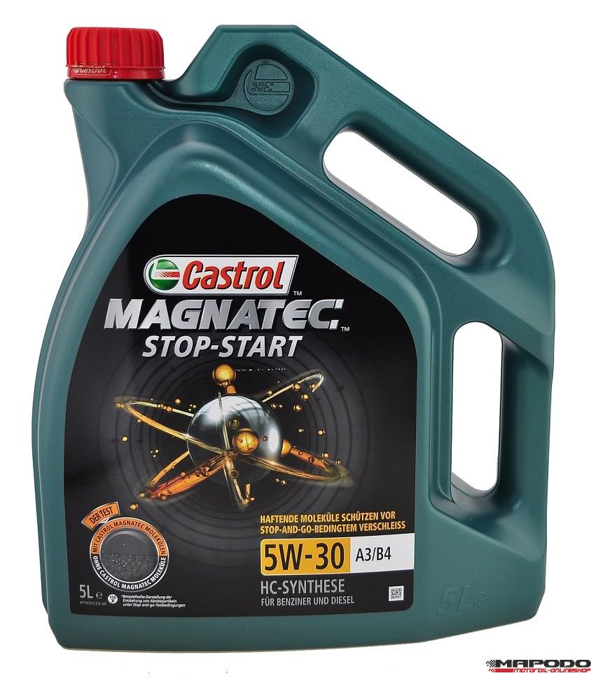 Castrol Magnatec Stop-Start 5W-30 A3/B4 5L