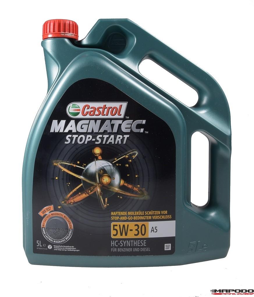 Castrol Magnatec Stop-Start A5 5W-30 5L