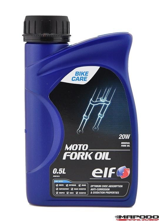 ELF MOTO FORK OIL 20W 0,5L