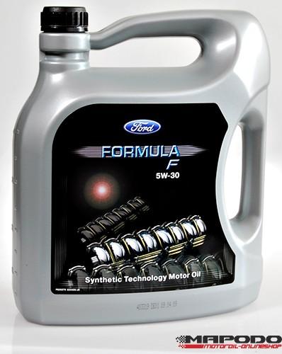 Ford Motoröl Formula F, 5W-30, Kfz.Hersteller Eigenmarke | 5 L
