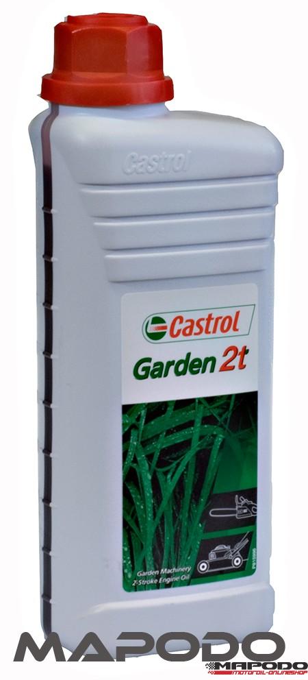 Castrol Garden 2T | 1 ltr.