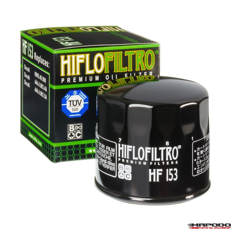 HF 153 Oelfilter Ducati