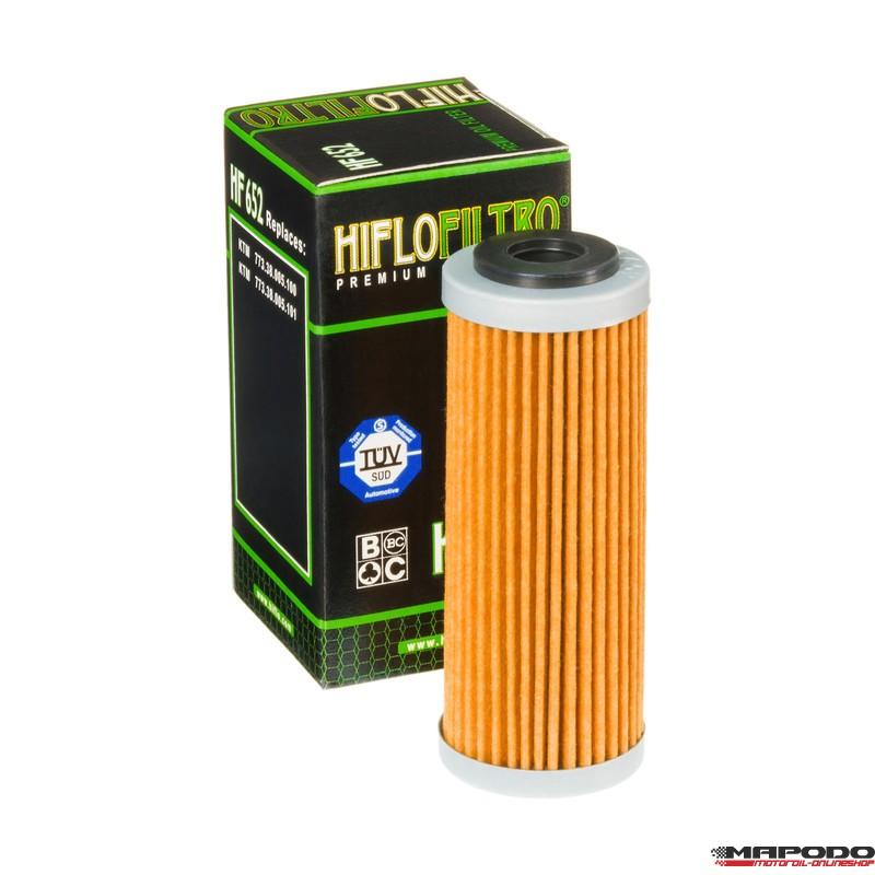 HF 652 Ölfilter / Bike
