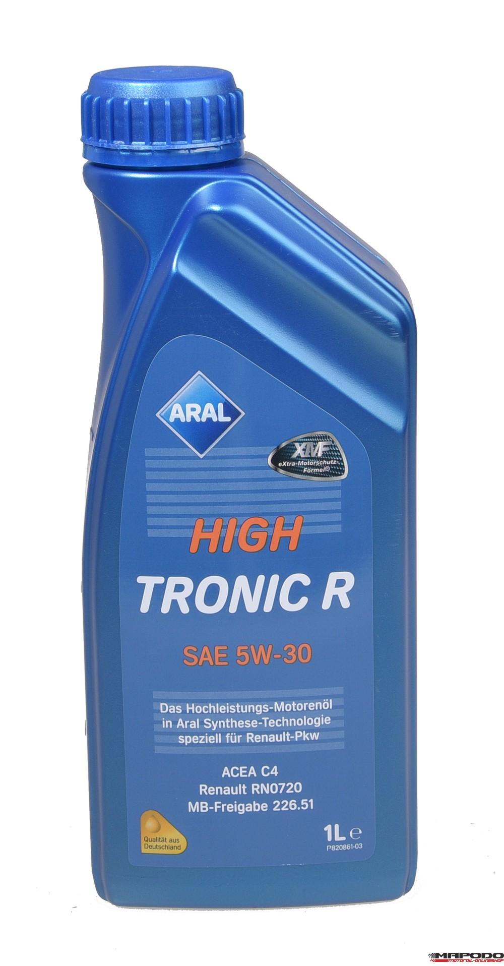 Aral HighTronic R (Renault Diesel) 5W-30