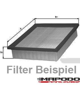 Beispiel Luftfilter
