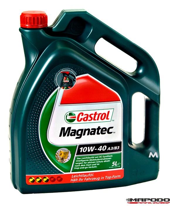 Castrol Magnatec A3/B4 10W-40, 5L