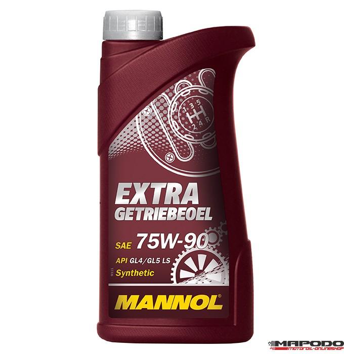 Mannol Extra Getriebeöl 75W-90 API GL 4 / GL 5 LS 1L