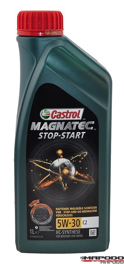 Castrol Magnatec Stop-Start 5W-30 C2 | 1 Ltr.
