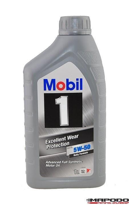Mobil 1 FS x1 5W-50 Rally Formula 1 Liter