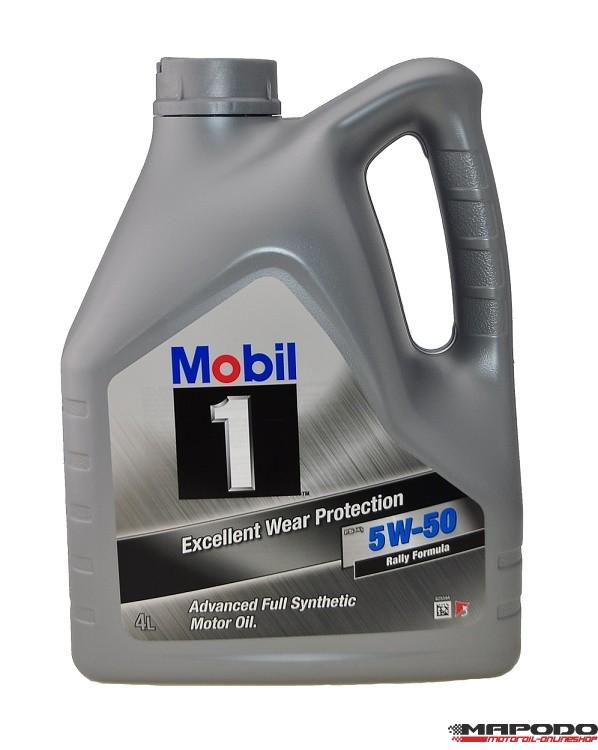Mobil 1 FS x1 5W-50 Rally Formula