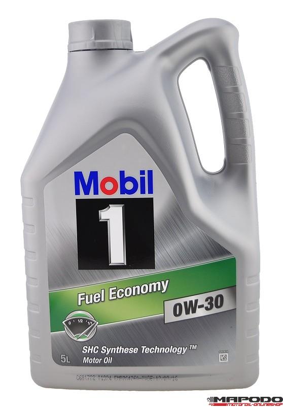 Mobil 1 Fuel Economy 0W-30 5L