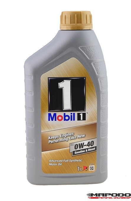 Mobil 1 FS 0W-40 1 Liter