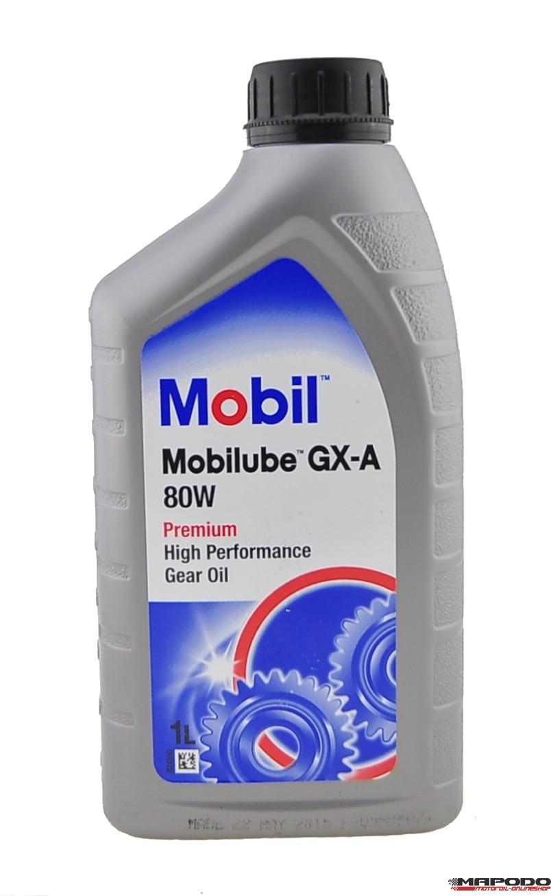 Mobilube GX-A 80W 1 Ltr.