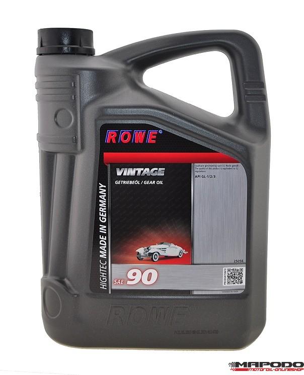 Rowe Hightec Vintage SAE 90, 5 Liter