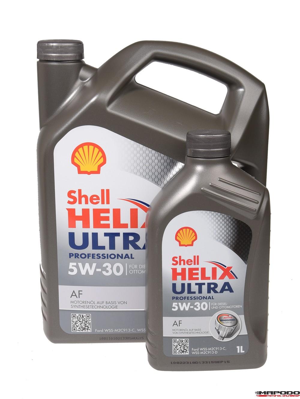 Shell Helix Ultra Professional 5W-30 AF (Ford, Jaguar, Land Rover)