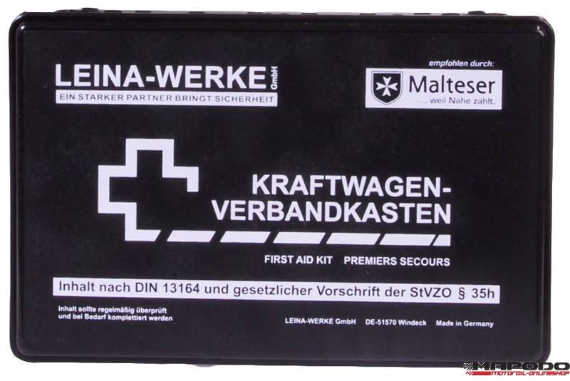 KFZ-Verbandkasten, DIN 13164