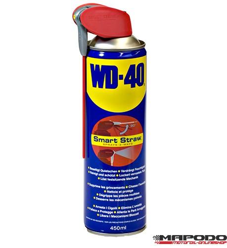 WD-40 Multifunktionsöl, Smart Straw, MAXIDOSE 500 ml