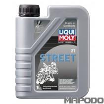 Liqui Moly 1504 Motorbike 2T Street 1L