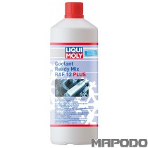 Liqui Moly Coolant Ready Mix RAF 12 Plus 1L