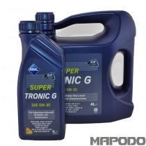 Aral Super Tronic G A3,B3,B4|GM/Opel, MB, BMW | 0W-30 |