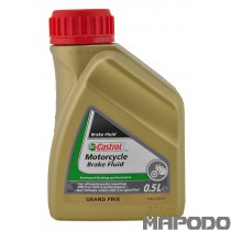 Castrol Motorcycle Brake Fluid, 500ml