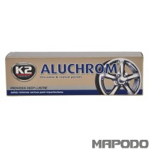 K2 Aluchrom Chrome & Metal polish 120g