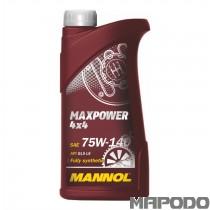 Mannol Maxpower 4x4 75W-140 1L