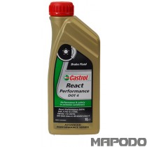 Castrol React Performance DOT 4, Bremsflüssigkeit | 1 ltr.