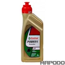 Castrol POWER 1 Scooter 2T | 1 ltr.