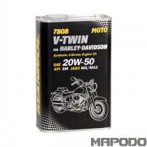 Mannol V-Twin for Harley-Davidson API SM