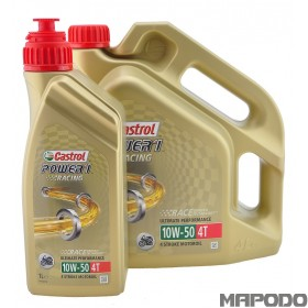 Castrol POWER1 Racing 4T, 10W-50