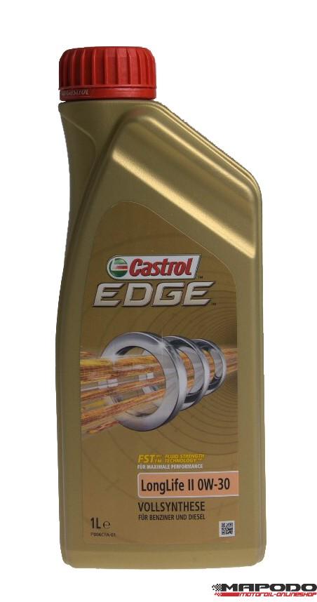 Castrol Edge Longlife 2, 0W-30 | 1 Ltr.