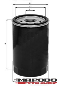 OC 467 Ölfilter