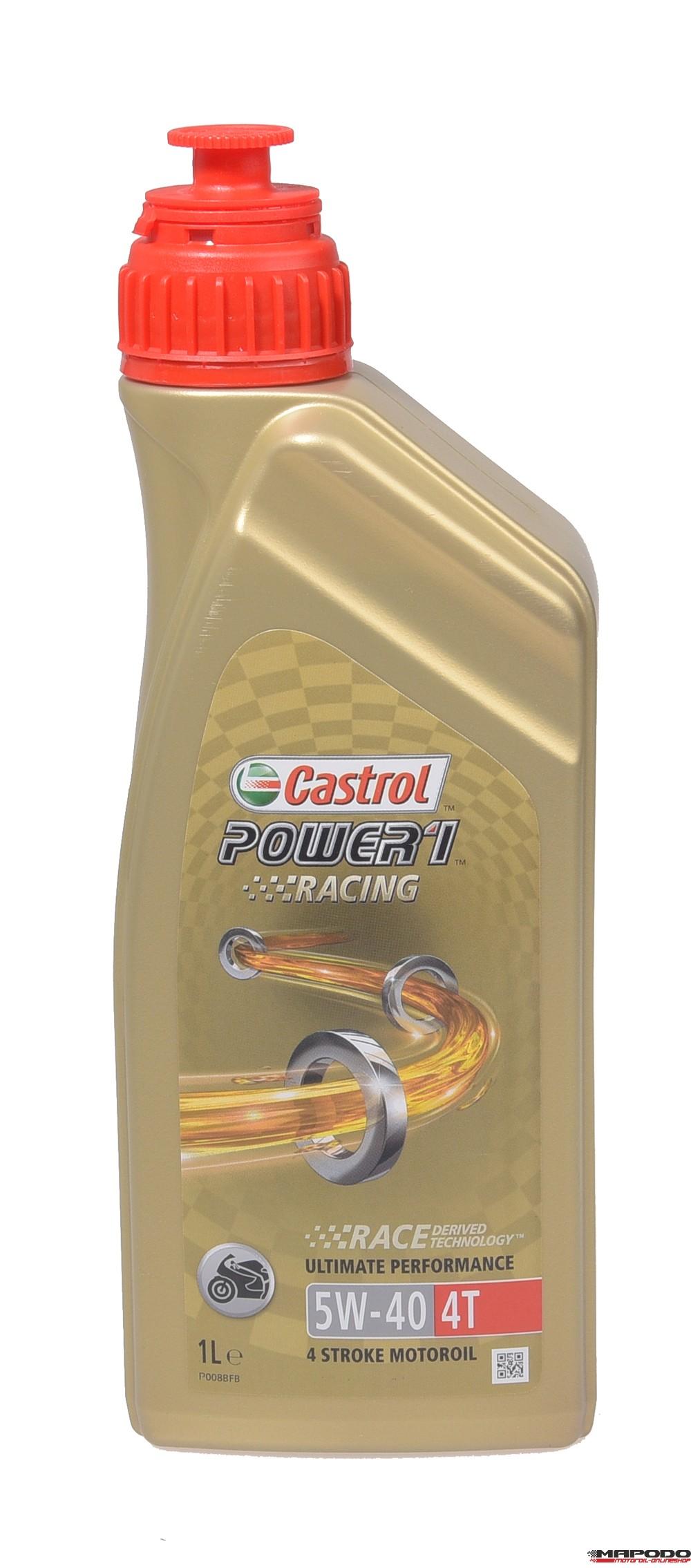 Castrol Power 1 Racing 4T BMW 5W-40 | 1 ltr.