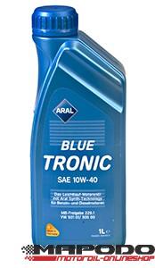 ARAL Blue Tronic | 10W-40 | 1 ltr.