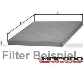 LAK 181 Aktivkohlefilter - Innenraumfilter