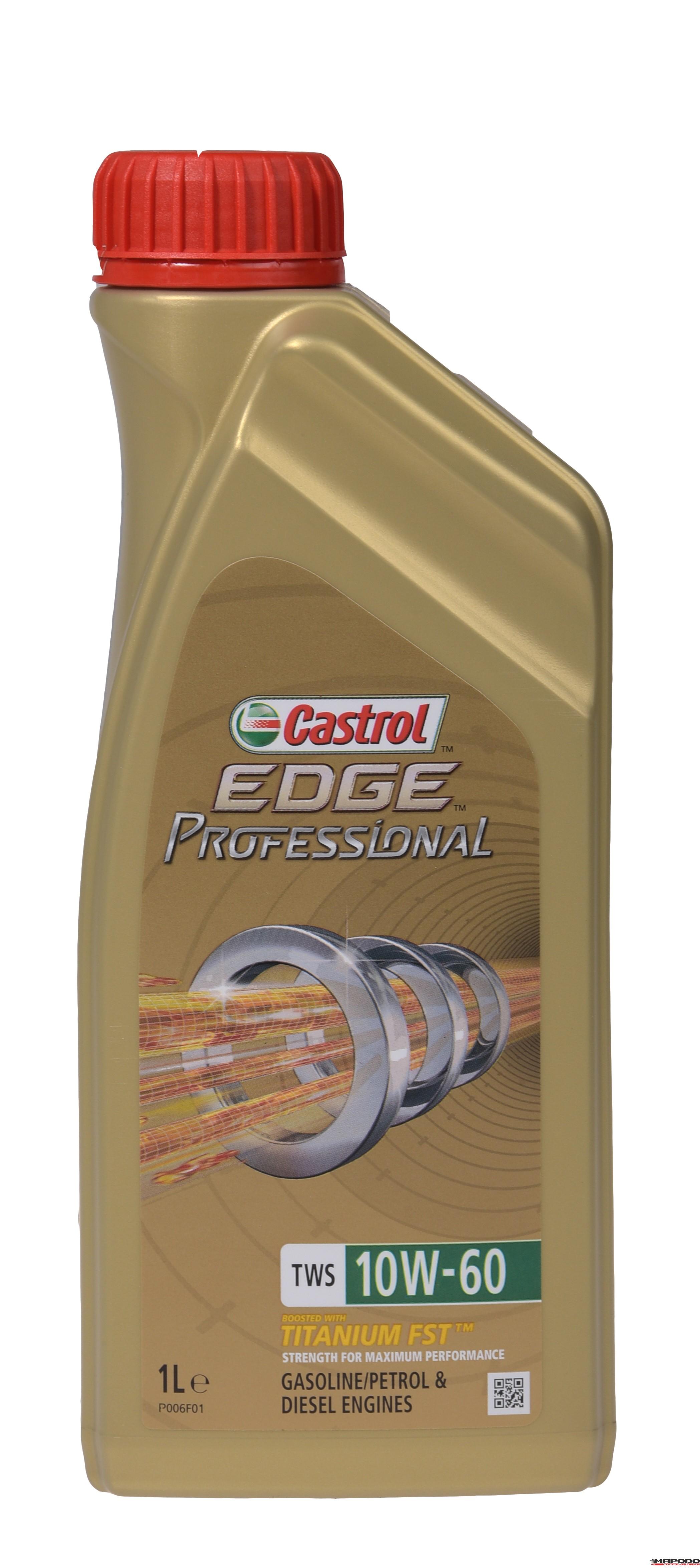 Castrol Edge Professional TWS 10W-60